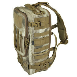 Hazard 4 Switchback Full Sized Laptop Sling Pack Camo Cordura Shoulder A-Tacs Au