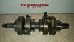 2000 2001 Arctic Cat ZR Sno Pro 440 Crankshaft crank cross country good 3005-725