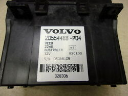 Volvo 20554488 Vecu Computer Module P04 Used Free Shipping