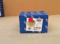 Grohe 29260r00 Polished Brass Classic Single Handle Volume Control Only