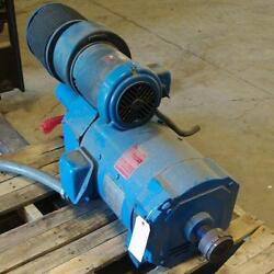 Us Motors Type E Frame 259at 1750/2300rpm 25hp Direct Current Motor 2590d45025