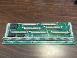 Johnford / Fanuc Vpomia Pc Circuit Board Free Shipping As Is