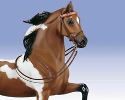 Breyer Traditional Series #2459 English Show Bridle Horse Sold Separately N