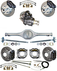 New Suspension And Wilwood Brake Setcurrie Rear Endposi-trac Gearbooster646611