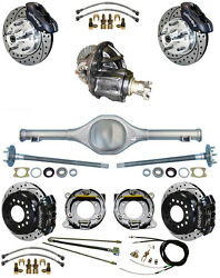 NEW SUSPENSION & WILWOOD BRAKE SETCURRIE REAR ENDPOSI-TRAC GEARBOOSTER717313