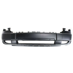 05-07 Liberty Front Bumper Cover Assembly W/o Tow Hook Hole Ch1000869 5jj07tzzad