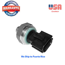 6j001 A/c Pressure Transducer Switch Fits Infiniti And Nissan