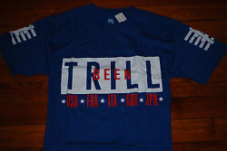 New Been Trill Beentrill International Powers Graphic T-shirt Medium Large