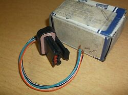 New Map Sensor Wiring Harness And Connector 92-7053 Free Shipping