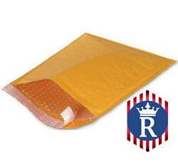 Size 0 Kraft Bubble Mailer 6.5x9 Dvd And Cd Size High Quality