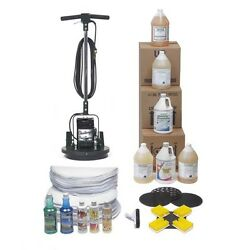 Challenger Premium Package Complete Carpet Cleaning Startup Business System