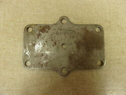 New Mack Commercial Truck Cover Bracket Wmp3326b255 Free Shipping