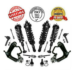 Suspension And Chassis Kit 16 Pc Explorer And Mountaineer 2002-2003 4.0l V6