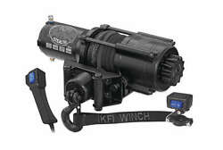 New Kfi 4500 Lb Stealth Winch And Mount 2012-2014 Polaris Rzr 4 800