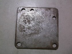 Caterpillar 4n-6841 Pulley Bracket Plate Free Shipping
