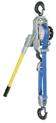 Cmco Little Mule Series 344b Strap Hoist Puller - 1 Ton And 2 Ton Capacity