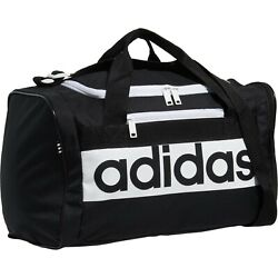 ADIDAS Unisex Linear MINI Backpack Black White 8.5
