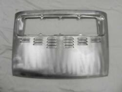 New 911/912/930 Aluminum Rear Engine Lid With Louvers - 1965-94