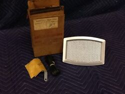 Nos 62 63 64 Ford Mustang Shelby Fairlane Galaxie Rear Seat Speaker