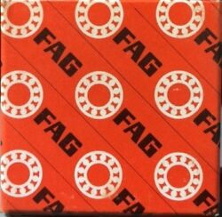 Fag 6330m-c3 Radial Bearing Single Row Abec 1 Precision Open Brass Cage ...