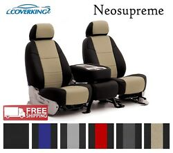 Coverking Custom Seat Covers Neosupreme Ford F 250 F 350 Super Duty Choose Color $167.00