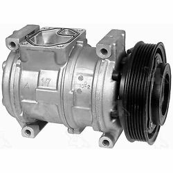 Four Seasons 57381 Remanufactured Air Conditioning Compressor