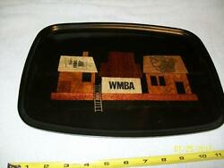Vintage Couroc 1982 Wmba Convention Inlaid Wood Washington State Bankers Tray