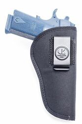 Tokarev Tt 30 And Tt 33   Nylon Aiwb Appendix Conceal Carry Holster. Made In Usa