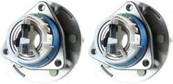 Hub Bearing Assembly For 1998-2004 Gmc Jimmy Fit 2 Wheel Drive Only-front Pair