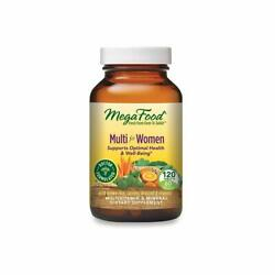 Megafood Multi For Women - Supports Optimal Health And Well-being - 120 Count