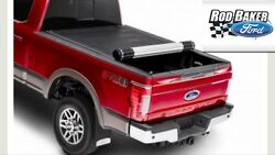 2017 Super Duty Tonneau Hard Roll-up By Rev, Black, For 6.75 Bed Super Nice