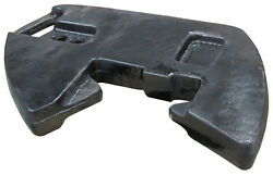 405846a3 Front End Weight For Case Ih Mx210 Mx230 Mx255 Mx285 ++ Tractors