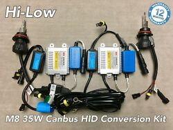 HI-LOW BEAM 9007 9004 HB535W CANBUS M81 BI-XENON HID FOR DODGE PLYMOUTH AE
