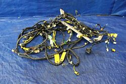 2009 Honda Civic Si Coupe 2dr Oem Floor Wire Harness Assembly K20z3 Fg2 9181