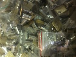 Haworth Lock Cores And Keys Sl Series Chrome Sets 2 3 4 5 6 With Core Removal Key