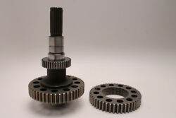 482676k - Np236, Front Output Shaft And Drive, 48 Teeth, Driven 48 Sprocket Set