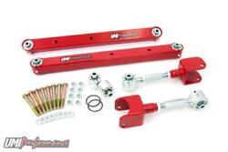 Umi Performance 78-88 Regal G-body Rear Suspension Kit Control Arms Roto Joints
