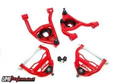 Umi Performance 64-72 Gm A-body Tubular Upper And Lower Front Control Arm Red