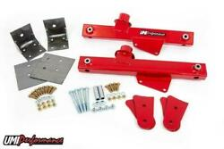Umi 99-04 Ford Mustang Strip Grip Kit Lift Bars And Lower Arm Reinforcements 1