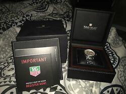 Tag Heuer Link Calibre 5 Stainless