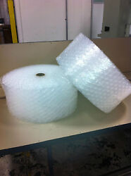 1/2 Wp Large Bubble Cushioning Wrap Padding Roll 125and039 X 12 125 Ft Perf 12