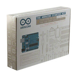 Arduino K000007 The Arduino Starter Kit With 170-page Projects Book And Uno R3