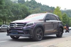 BODY KIT for Mercedes Benz GLE 166 W-style 2015-2017