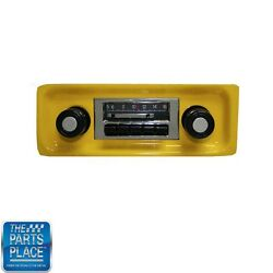 1967-73 Mustang Slidebar Radio Am/fm Ipod Control Blue Tooth Available