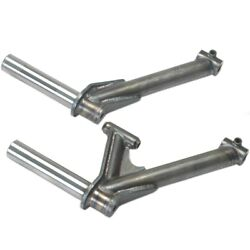 Pacific Customs Front Vw Trailing Arms 4 Inch Longer X 1.875 Wider For Coil Over
