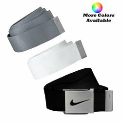 Nike Golf Men's 3 in 1 Web Pack Belts One Size Fits Most - Select Colors!