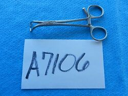 Osteomed Surgical Orthopedic 5in 12.7cm Clamp 320-0102