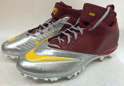 Nike Zoom Superbad Usc University Of Southern California Official Game Cleat