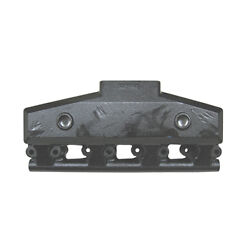 Exhaust Manifold Barr Omc / Volvo 5.0l And 5.8l Ford W/center Riser 1991-up