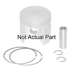 Piston Kit Prox .020/.50mm Yamaha Fx 140 All Non Ho Rings Wrist Pin And Clips